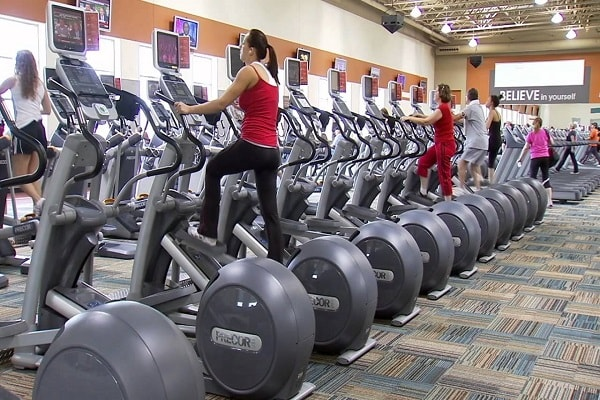 Fitness and Gyms in Aurora
