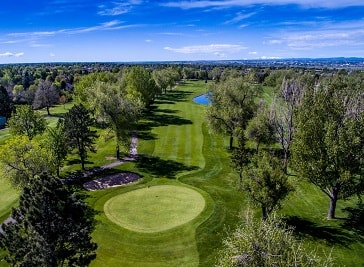 Meadow Hills Golf Course in Aurora
