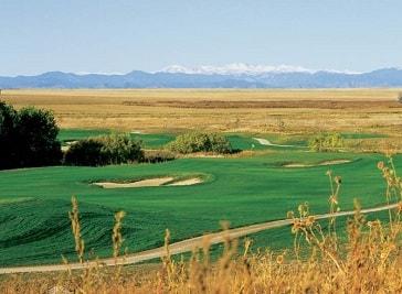 Murphy Creek Golf Course in Aurora