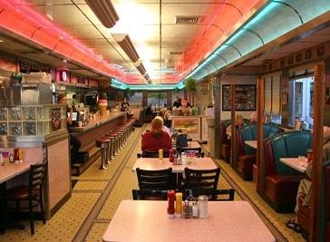 Rosie's Diner Aurora