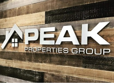 The Peak Properties Group in Aurora